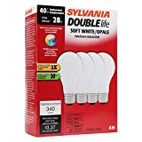 SYLVANIA Halogen Lamp Double Life