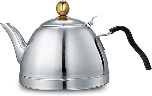 Hogar y cocina Met Love Cafetera eléctrica de inducción de la ...