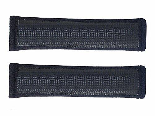 Hypersonic/® HP3501 2 x Sicherheitsgurtsperre Gurtsperre Sicherheitsgurt Stopper Belt Clip Stopper praktisch Schwarz