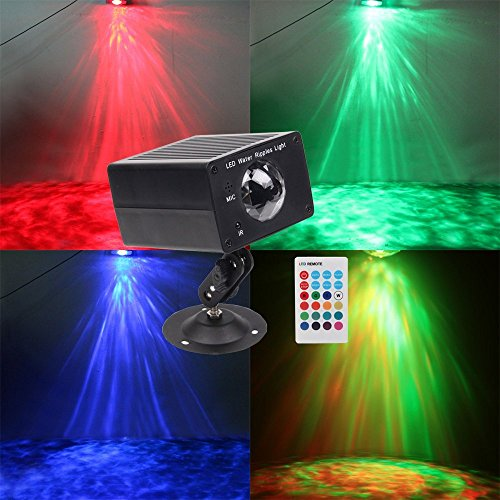 Starlight Water Ripple Effect Light Projector With 16