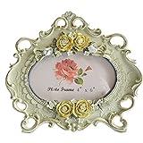 Gift Garden Rose Flower Picture Frame 6 x 4 Inch