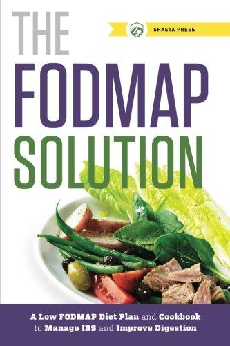 Fodmap Solution Cookbook Improve Digestion product image