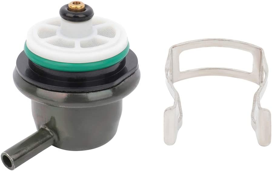 New Fuel Injection Pressure Regulator ROADFAR Replace PR203 Fuel Pressure Regulator Kit fit for Buick LeSabre/Park Avenue/Regal, Chevrolet Avalanche/Blazer/ C1500/ C2500, GMC C1500/ C2500/ C3500