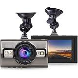 SIV M9 Car Camera Recorder 1080P Full HD Dashboard Camera with Sony Sensor Night Vision WDR 170 Degree Wide Angle G-Sensor 3 inch Screen Zinc Alloy Materials