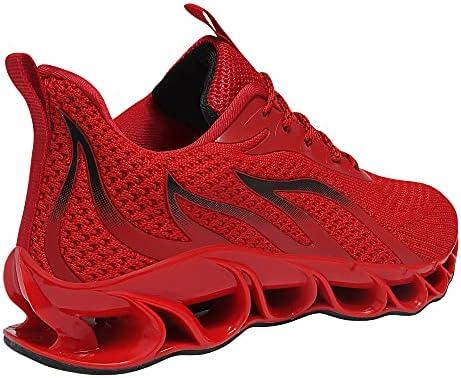 51rMWMdgwJS. AC APRILSPRING Mens Walking Shoes Fashion Running Sports Non Slip Sneakers    Product Description