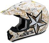 AFX FX-17 Camo Helmet , Size: 4XL, Primary Color: Brown, ...