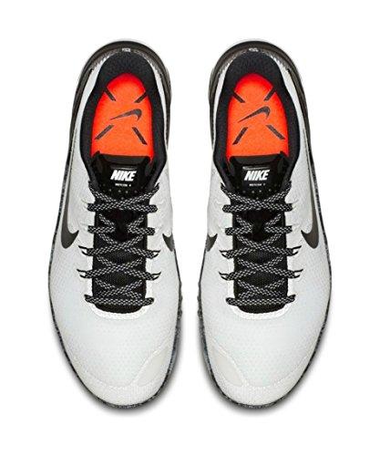 Uomo Multicolore white Nike Sail 101 Scarpe 4 Metcon Running Black fIfqTP7H
