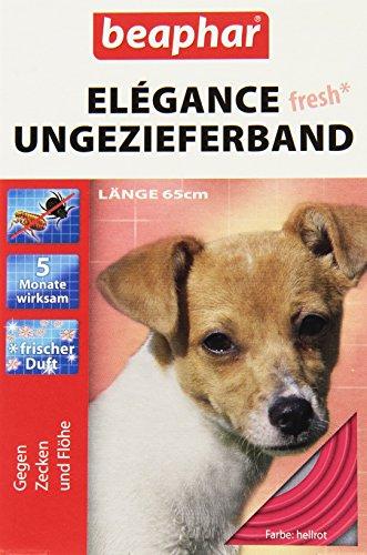 Beaphar 75400 Zecken Flohband Elegance Hund, 65 cm