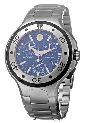 a3d207dbb Movado Men's 2600020 Series 800 Performance Chronograph Stainless Steel  Watch: Amazon.ca: Watches