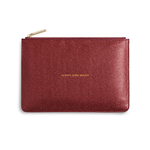 Katie Always Red Perfect Bright Loxton Pouch Shine r1wSqrOt