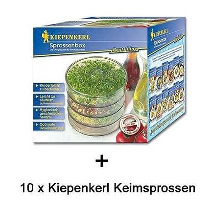BIO Keimsprossen-Sortiment 12 Sorten