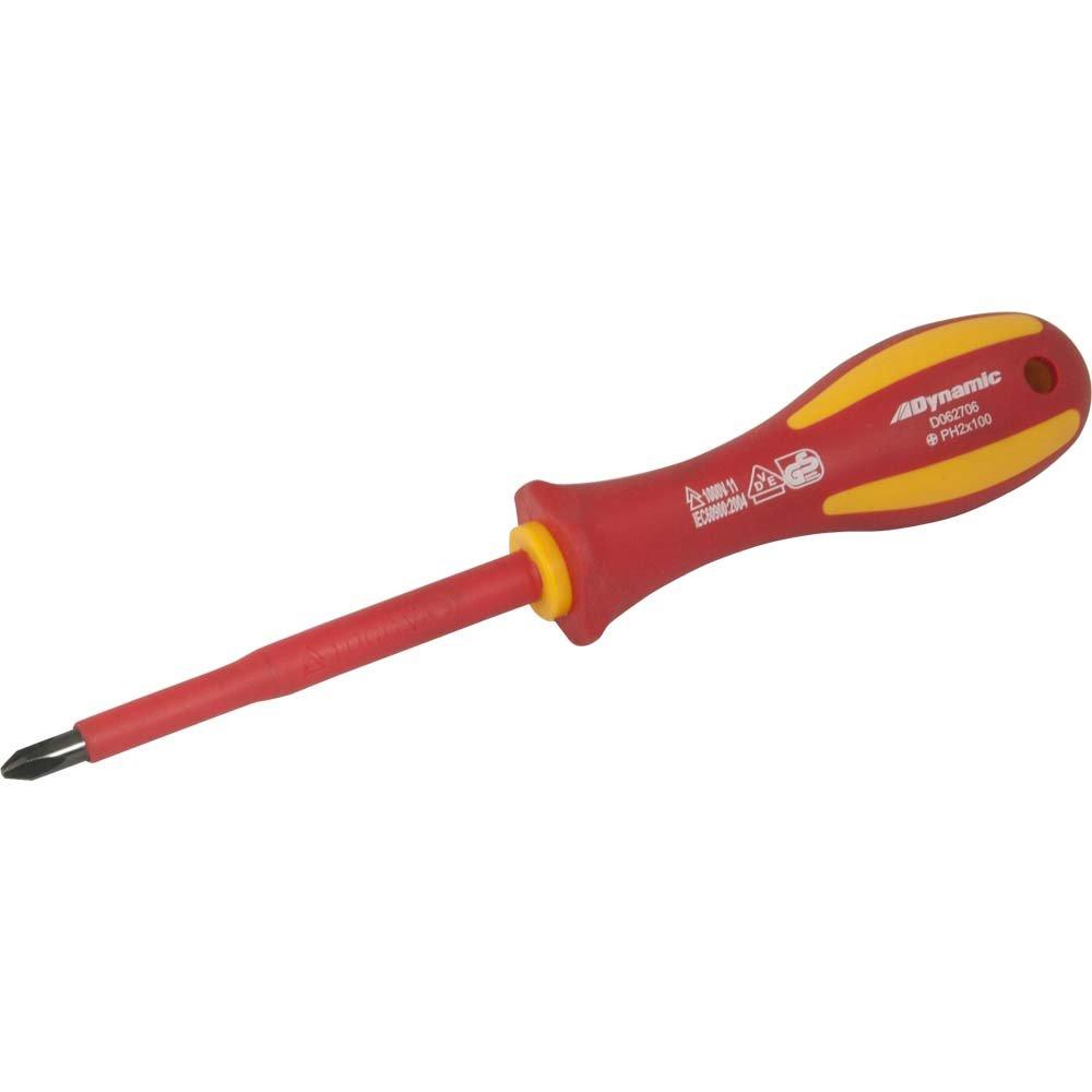 Dinámico herramientas d062705 no 1 Phillips Destornillador aislado ...