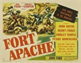 Fort Apache POSTER Movie (22 x 28 Inches - 56cm x 72cm) (1948) (Half Sheet Style B)