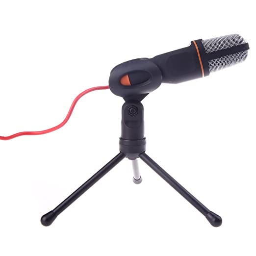 28 opinioni per Andoer- microfono condensatore- Mic Wired microfono a condensatore con supporto