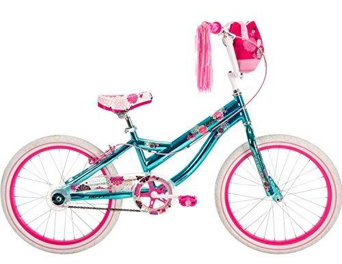 20 Huffy Jazzmin Girls' Bike Ages 5-9 Rider Height 44-56 [並行輸入品] B07BFVV3GM