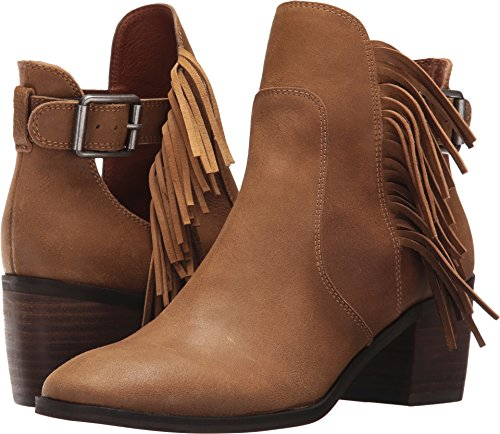 Lucky Brand Women's Makenna Fashion Boot, Tapenade, 8.5 Medium US