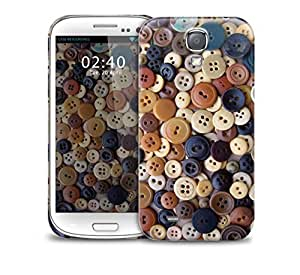 buttons Samsung Galaxy S4 GS4 protective phone case