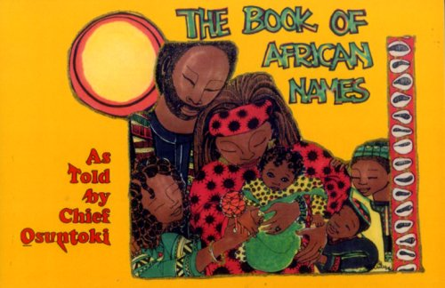 Search : Book of African Names