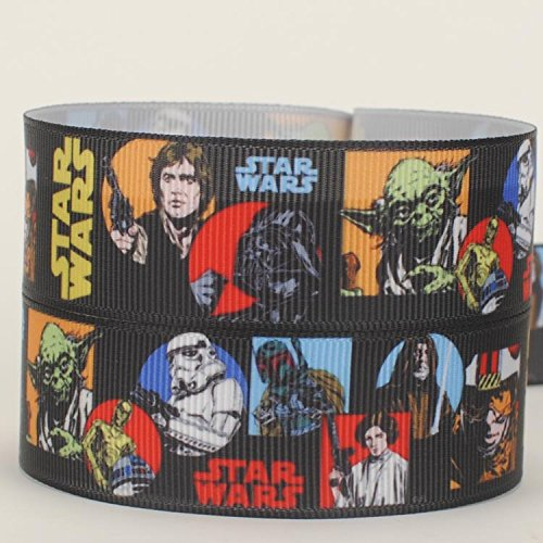 10yards-7-822mm-star-wars-cartoon-ribbon-printed-grosgrain-ribbon
