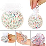 Party Propz Stress-Relief Squeeze Hand Wrist Toy Balls Anti Stress Healthy Venting Ball - Set of 1
