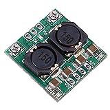 Icstation DC Voltage Regulator Step Down Buck Converter Module 4.5-28V to 1-16V 2A Dual Channel Output