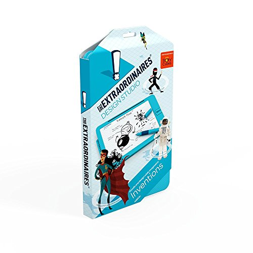 Creativity Hub The Extraordinaires Design Studio: Inventions – Teach Kids Design by Creativity Hub