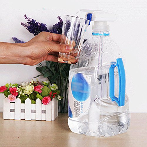 NPLE--Magic Tap Electric Automatic Water & Drink Beverage Dispenser Spill Proof HOT