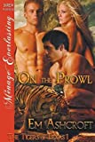 On the Prowl [The Tigers of Texas 1] (Siren Publishing Menage Everlasting)
