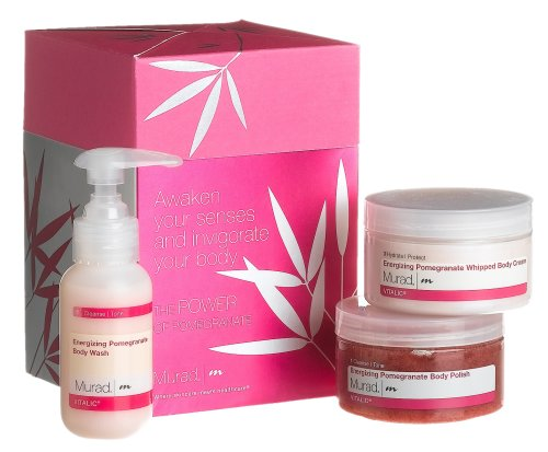 Murad Pomegranate 3 Piece Gift Set