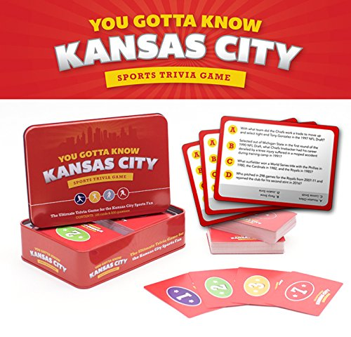 You Gotta Know Kansas City - Sports Trivia Game