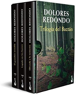 Trilogía del Baztán (Crimen y Misterio): Amazon.es: Redondo ...