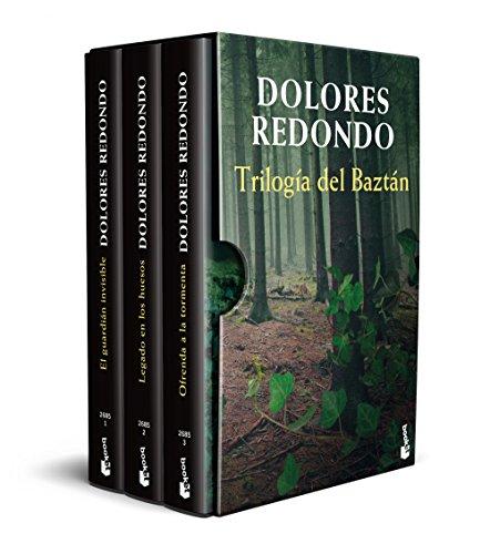 Trilogia del Baztan (Crimen y Misterio)