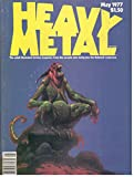 Various Of Heavy Metal Magazines