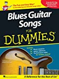 img - for Blues Guitar Songs For Dummies book / textbook / text book