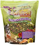 Best Chinchillas - F.M. Brown Tropical Carnival Natural Chinchilla Food, 3-Pound Review