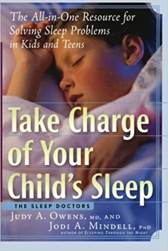 Solve Your Childs Sleep Problems Ebook
