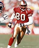 JERRY RICE SAN FRANCISCO 49ERS 8X10 HIGH GLOSSY SPORTS ACTION PHOTO (N)