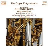 Rheinberger - Organ Works 8