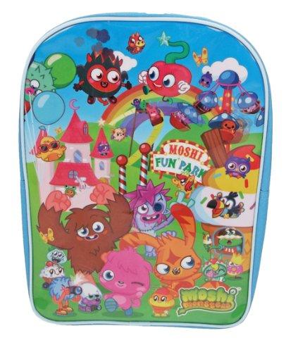 Moshi Monsters 'Fun Park' PVC Front Backpack   B00B3L9JKW