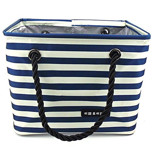 (TINTON LIFE Folding Quick Dry Shower Caddy Tote Bag with Mesh Bottom Waterproof Oxford Bath Organizer Perfect for Dorm, Gym, Camping, Beach, Spa )