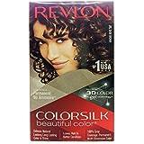 Revlon ColorSilk 3N Dark Brown Hair Color - 100ml