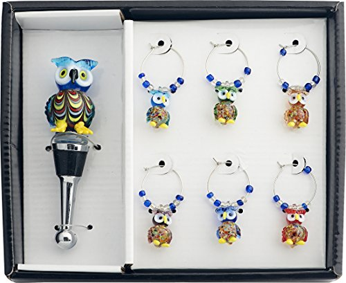 Arts Piece Owl Gift Multicolor product image