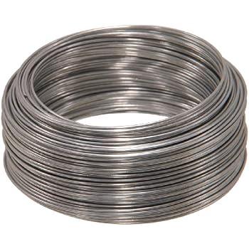 Amazon ook 50143 200 16 gauge galvanized steel wire home the hillman group 123112 galvanized steel wire keyboard keysfo Gallery