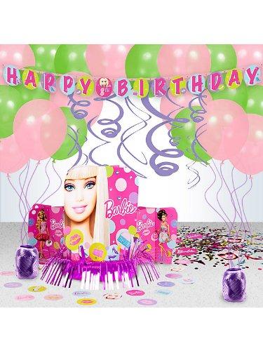 Barbie Party Decoration Kit