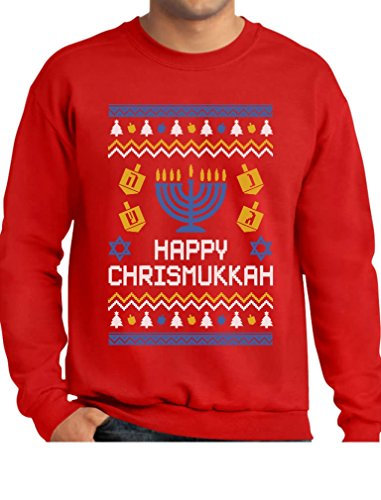 Happy Chrismukkah