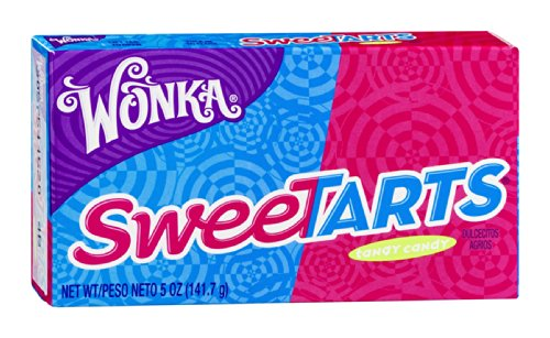 Wonka SweeTarts 5 OZ (Pack of 24) by SweeTARTS