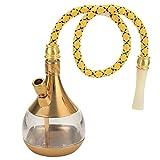 vaporizer for smoking hookah - Tobacco Pipe Filter Shisha Hookah Double Circulation Water Tobacco Pipe