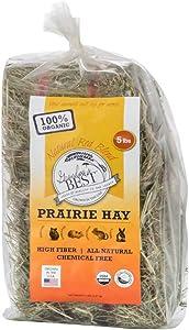 Grandpa's Best Prairie Hay Bale