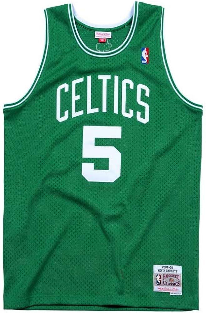 Mitchell & Ness Swing Muñeco Jersey – Boston Celtics Kevin Garnett ...