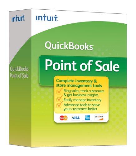 Amazon com: QuickBooks Point Of Sale: Basic Version 8 0 [OLD